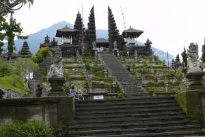 Bali Besakih templom